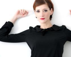 Barbara Folchitto, foto di Maria Marin