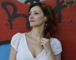 Barbara Folchitto, foto di Joseph Noviello