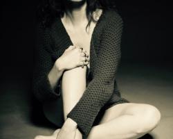 Barbara Folchitto, foto di Lorenzo Poli
